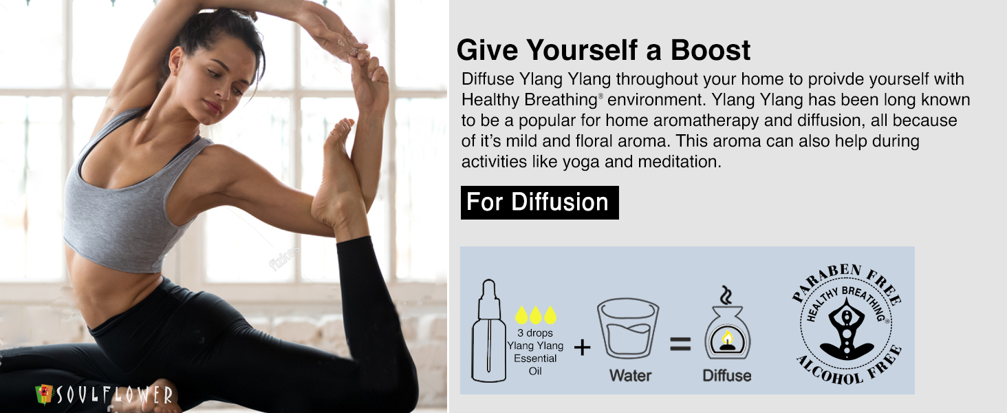 exercise and yoga oils