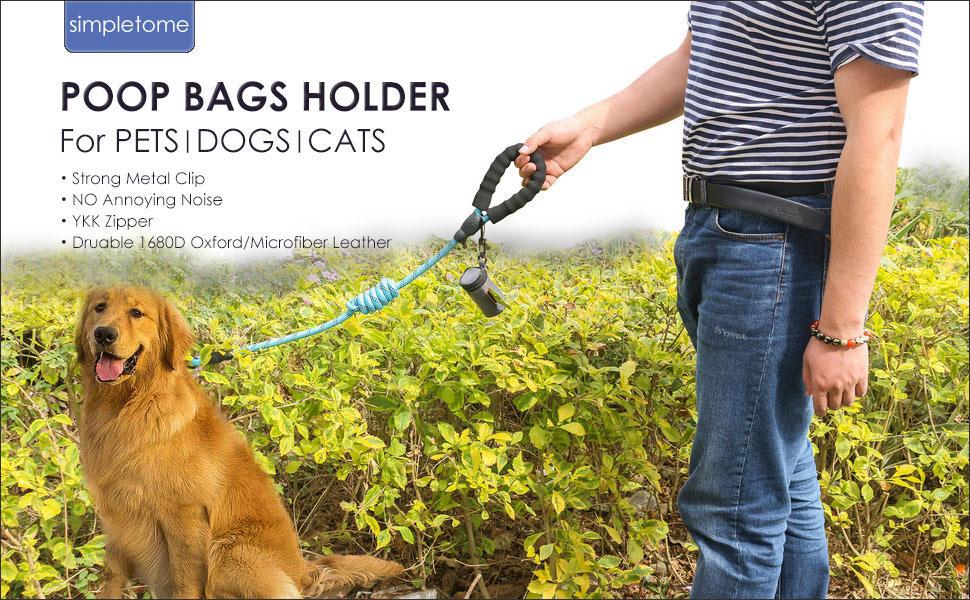 dog poop bag dispenser dog waste bag holder dog waste bag dispenser for leash dog bags dog pouch