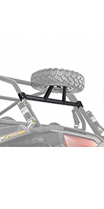 RZR Spair tire carrier