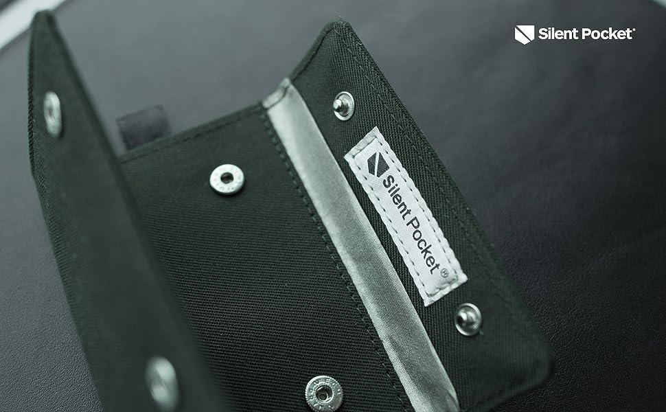 car key shielding bag, electronic key remote protector, faraday bag for keyless fob
