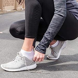 Women's Low Cut No-Show Ankle Socks