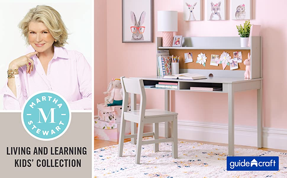 Martha Stewart Living Learning Kids' Furniture Collection