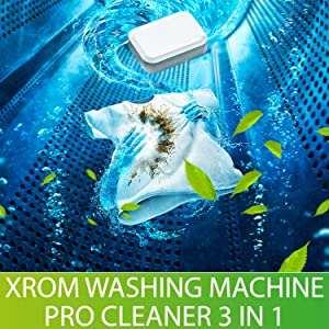 xrom washer tablets