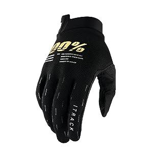 100% ITRACK Motocross Gloves - MX amp; Motor Sport Racing