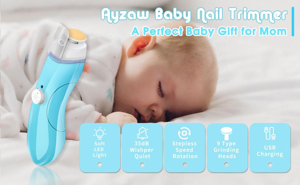 baby nail grinder