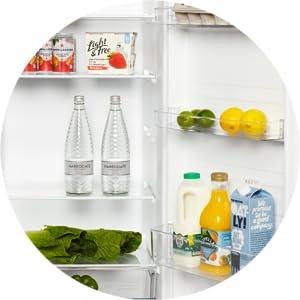 Haden MDA fridge freezer