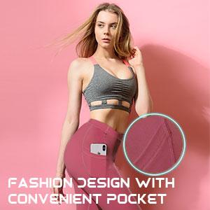 Fashion & Convenient Design