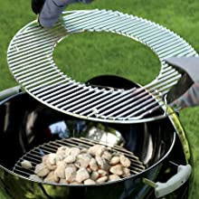 GFTIME Cooking Grate  Fits 57CM Charcoal Grills