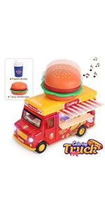 Alloy Dining Car