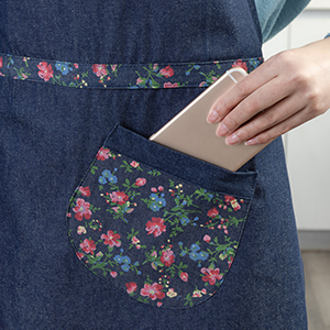 Apron pocket