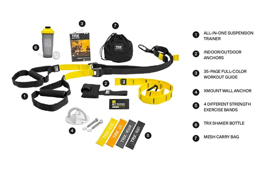 TRX ALL-IN-ONE bundle