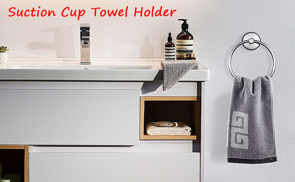 suction cup towel holder pic11