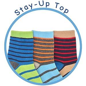 stay up socks