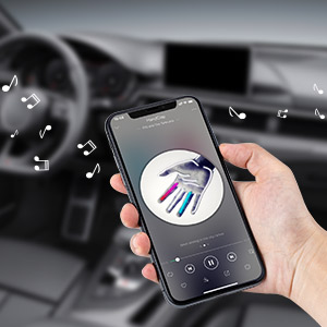 Zealife Car Phone Adapter Music Bluetooth Fm Elektronik