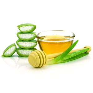 Honig mit Aloe Vera