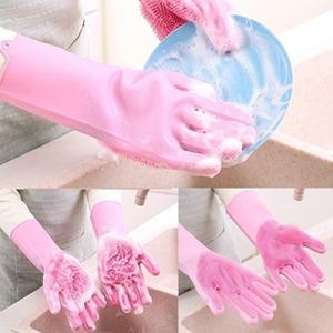 Scrubber Gloves