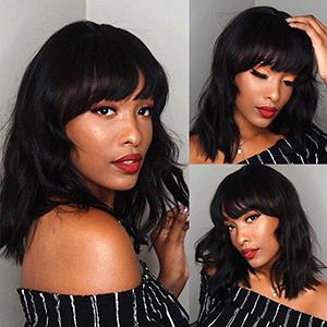 black wigs for women
