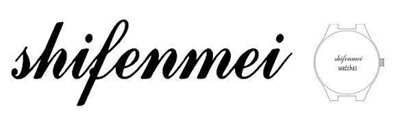 shifenmei engraved watch logo