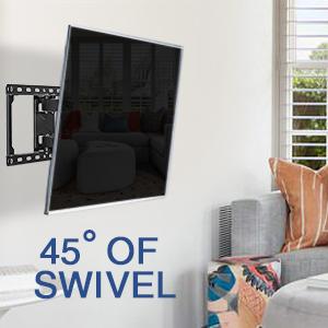 Full Motion tv wall mount Swivel Articulating Tilt TV Wall Mount Bracket 65 inch tv mounts 55 inch
