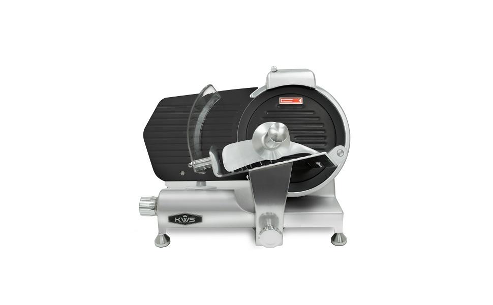KWS MS-10ET commercial meat slicer