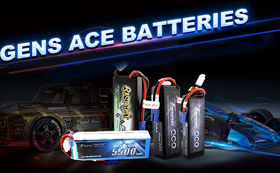 Batterie LiPo 2S Doux avec Connecteur Deans, 4000mAh, 7.4V