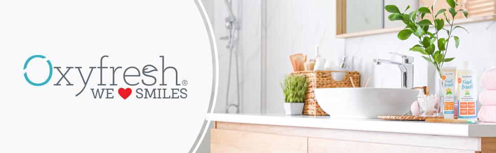 Oxyfresh Non-Toxic Home Deodorizer - Odor Eliminator - Kitchen odors Bathroom odors Air Fresheners