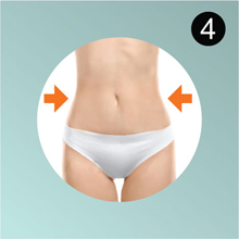 massage fat cryolipolysis freeze fat slim slender sculpsure individual results