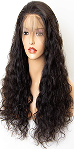 deep body wave lace front wig