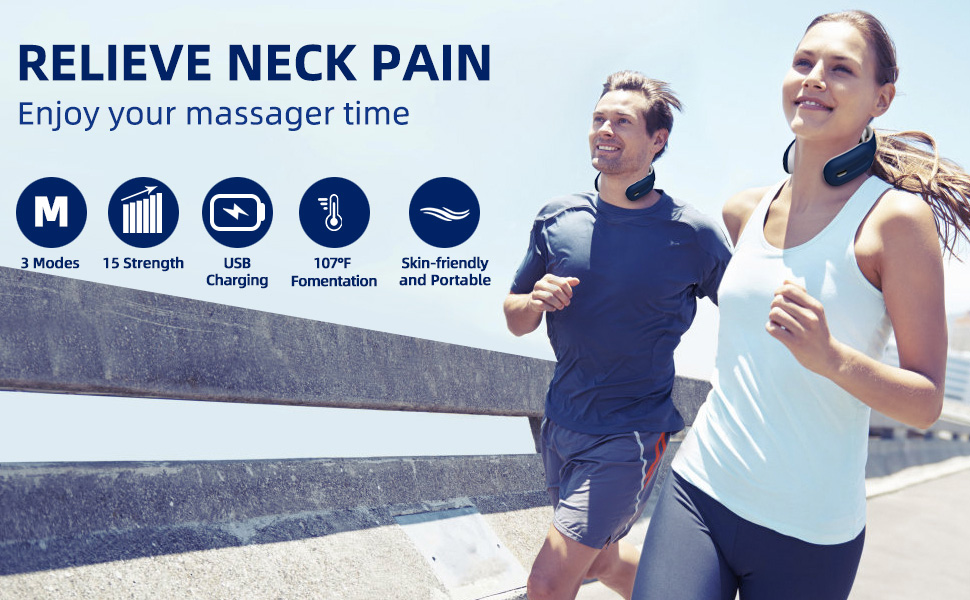 Neck Massager portable