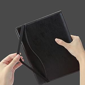 Black iPad Pencil Case 10.2