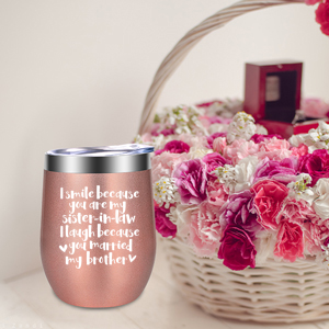 Funny Mothers Day Gifts for Sister in Law, SIL