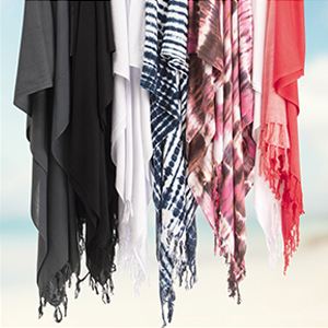 Swimwear cover-up, sarongs for the beach, beach wrap for women, sarong for women long