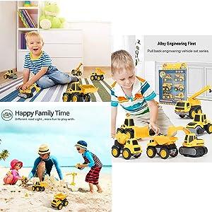Non Toxic constrution toys