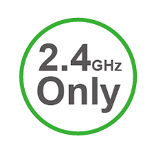 2.4 G only