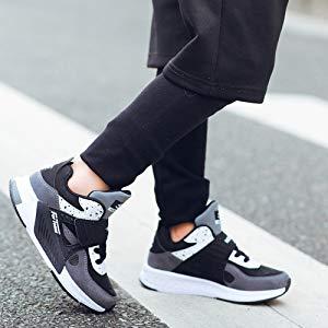 Sneakers Enfant Baskets Montantes Garcon Chaussure de Course