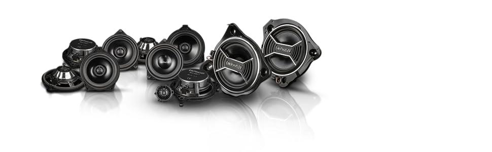 Emphaser Em Mbsubl Subwoofer Lautsprecher Für Mercedes Elektronik