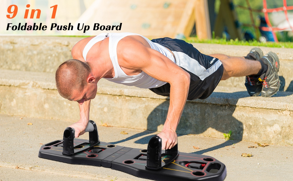 push up board