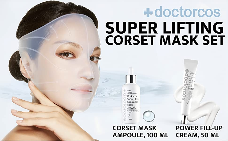 Super Lifting Corset Mask Set