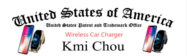 kmi wireless car charger