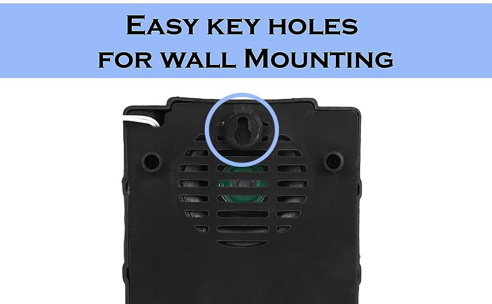 Plastic Water Tank Overflow Alarm Sound System