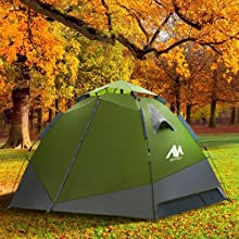 as a privacy tent