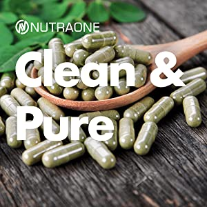 clean and pure detox cleanse supplement