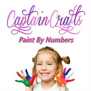 diy oil paint by numbers for adults