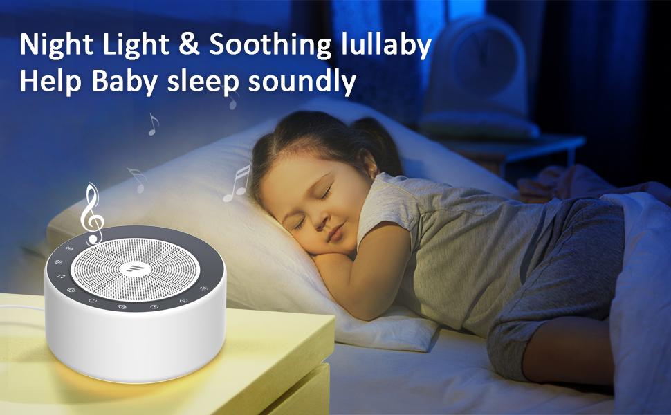 baby sleep sound machine