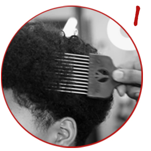 sponge for hair