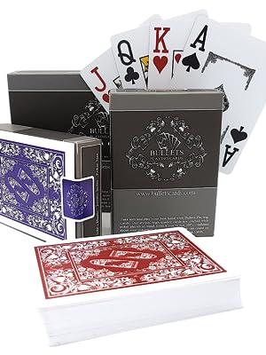 Plastik Pokerkarten Premium Bicycle