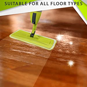 Suitable for All Floor Types