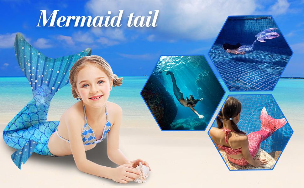 Cute Mermaid Tails
