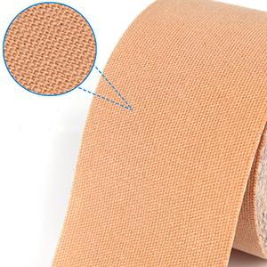 Wzrx7 shop Nastro Boob,Nastro per Il Seno,Stretch del Seno dellelevatore Boob Invisible Tape Spinge Verso lAlto della Copertura di Sport Fai da Te Adesivi capezzoli Color : Beige, Size : 5m*5cm