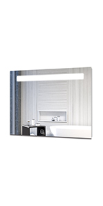 Bathroom Wall Mirror Vanity Mirror Makeup Mirror